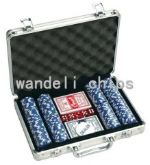 paulson poker chips sets