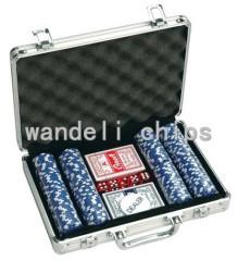 paulson poker chips sets