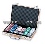 300 poker chips set