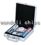 real poker chips set