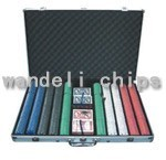 holdem poker chips set