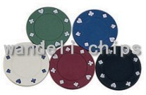 personalized poker-chips