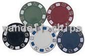 300PCS Poker Chips Set