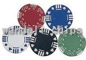 denomination poker chips