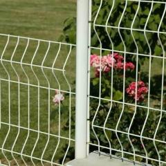decorative garden fencings