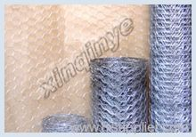 Galvanized Hexagonal Wire netting
