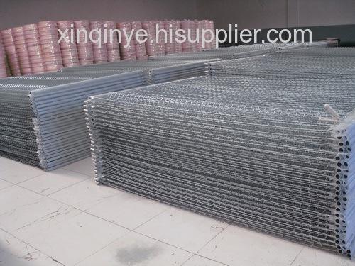 galvanized fences