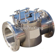 industrial magnetic water cleaner filter
