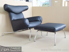 OX CHAIR ,LEATHER OX CHAIR