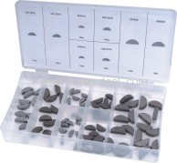 Machinary key assortment kit