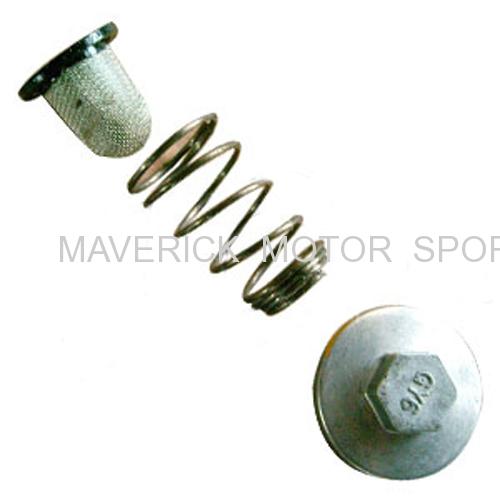 125cc Oil Filter Plug