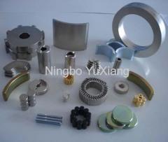 magnetic parts sintered ndfeb neodymium