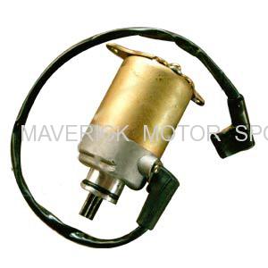 125cc 4 Stroke Starter Motor