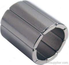 arc sintered rare earth neodymium motor anisotropic magnet