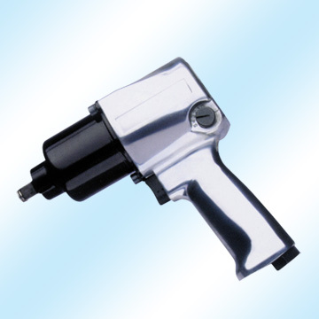 3/8-inch Reversible Air Drill with Speed of 2,200rpm and 193mm Length