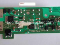 pet gate circuit board processing