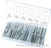 Clevis pin assortments