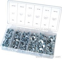Wing nut assortment 150pc