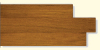 Teak solid flooring