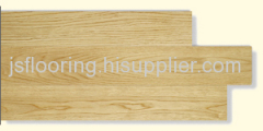 White Oak solid flooring