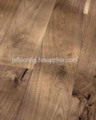 Black walnut solid flooring