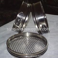 standard sieving