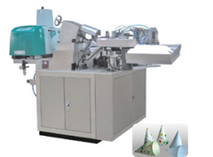 automatic water cone cup forming machine