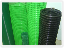 PVC Welded Wire Meshes