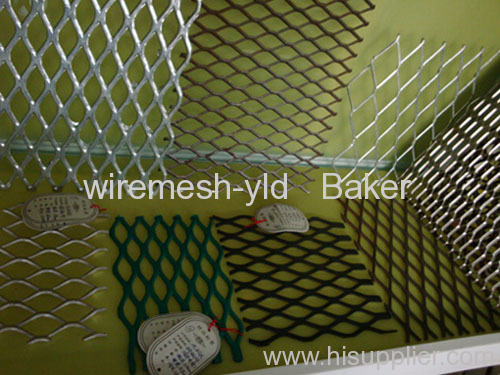 Standard Expanded Metal Laths