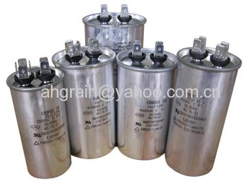 poly film capacitor