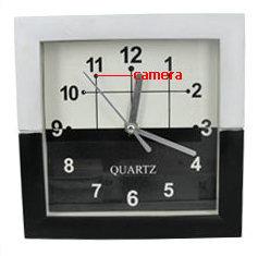 digital video recording clock recorder