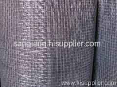Galvanized Square Wire Meshes