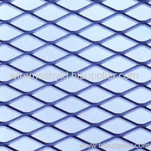 heavy duty expanded metal sheets