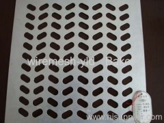 aluminum perforated meshes
