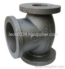 valve body casting