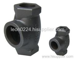 Iron valves