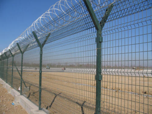 Razor Barbed Wire Fences