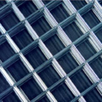 Stainless Steel Welded Mesh Panels