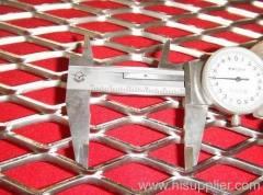 stanard aluminum expanded metal mesh