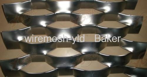 Aluminum Decorative Expanded Metals