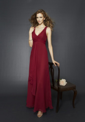 Evning Dress red
