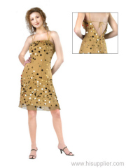 Shining Cocktail Dress