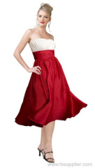 high quality cocktail gown