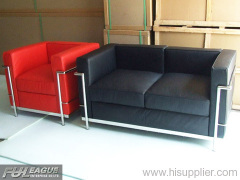 LE CORBUSIER SOFAS,LE CORBUSIER LEATHER SOFA