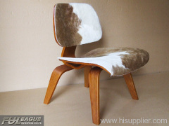Eames Molded Plywood Lounge Chair, EAMES PLYWOOD CHAIR