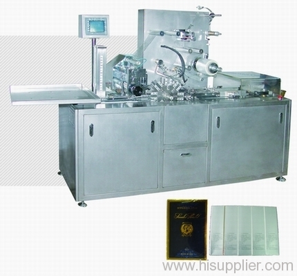 Cosmetics Wrapping Machine
