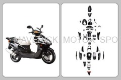 GY6 Scooter Plastic Parts