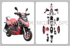 Scooter Body Kits
