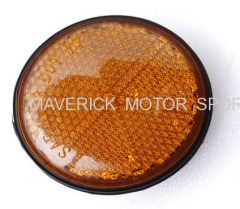 Motorcycle Side Reflector