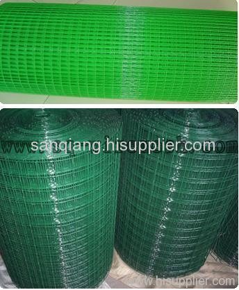 pvc-coated welded wire mesh